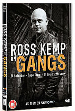 Ross Kemp On Gangs DVD (2008) Watched Once