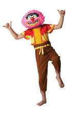 Kids Childs Deluxe Animal Fancy Dress Costume Outfit Rubies The Muppets 7-8 Yrs