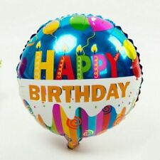 LARGE HAPPY BIRTHDAY FOIL BALLOONS FOR BIRTHDAY PARTIES KIDS PARTY