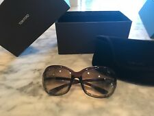 TOM FORD JENNIFER GLASSES - pre owned - great condition (brown)