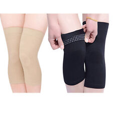 Pair Knee Patella Support Brace Sleeve Wrap Compression Sports Strap Protecter