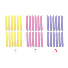 12pcs/Bag Compressed Facial Cleaning Wash Puff Sponge Stick Face Cleansing Pad
