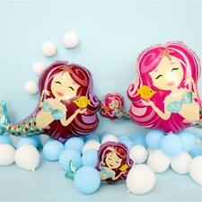Mermaid Balloon Latex Balloons Wedding Baby Shower Birthday Party Decor
