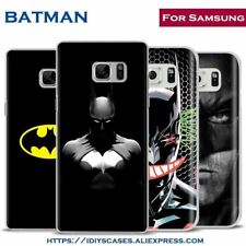 Detective Comics Batman Coque Phone Case Cover For Samsung Galaxy S4 S5 S6 S7 Ed
