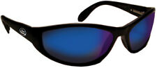 Flying Fisherman Sunglasses Viper Black Frame Smoke Lens 7715BS