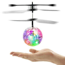 1pcs RC Flying Ball Induction Helicopter Flying Toys for Teenagers Children Kids