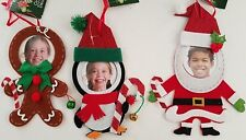 Christmas Ornaments Photo Frames & Loops 1 Ct/Pk, Select: Frame Theme