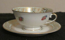 CUPS AND SAUCERS  ROYAL ALBERT, DOVER,  LIMOGES, ENGLISH CASTLE 5 CHOICE ITEMS