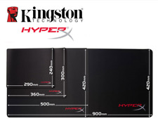 Kingston Muismat HyperX Fury S Pro Gaming Mouse Pad Large Professional Mousepad