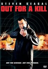 Out For a Kill (DVD, 2003) (Steven Seagal, Corey Johnson) NEW, sealed