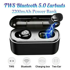 Mini TWS Wireless Headset Bluetooth 5.0 Earphones Earbuds Stereo Headphones IPX7