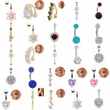 Wholesale Bulk lots Eyebrow Jewelry Navel Belly Body Piercing Tongue Bar Ring