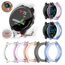Shell Transparent TPU Watch Cover for Garmin Vivoactive 3 Music Protective Case
