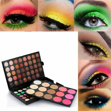 120 Colors Shimmer Matte Warm Pigment Eyeshadow Palette Shadow Makeup Eye S A3G8