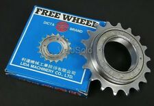 Dicta SINGLESPEED FREEWHEEL 1/8 3/32 16 17 18 CHROME THOUSANDS SOLD single speed