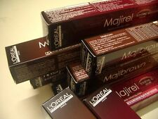 LOREAL MAJIREL BASIC, GOLD, BURGUNDY, ASH COLOR