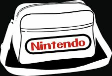 Nintendo Retro Shoulder Bag (Retro 80s 90s)