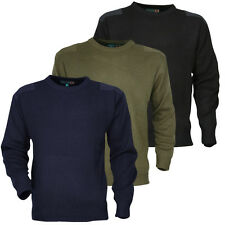 PULL COMMANDO CLASSIQUE MILITAIRE ARMEE OUTDOOR CHASSE