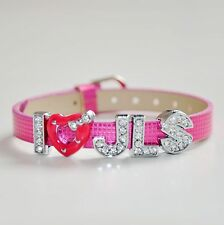 JLS Charm Bracelet / Wristband with Free Gift Bag