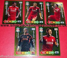 Adrenalyn XL Liverpool FC 2011 2012 Limited Edition Card.  FREE P&P