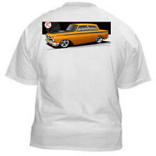 Kurbside Kustoms Brockmeyer Hot Rod T Shirt 1962 AMC Rambler Muscle Car #EB27