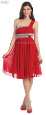 SHORT EVENING PROM SEMI FORMAL DANCE BIRTHDAY DRESSES CHRISTMAS NYE + PLUS SIZE