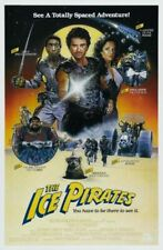 THE ICE PIRATES 01 B-MOVIE REPRODUCTION ART PRINT CANVAS A4 A3 A2 A1