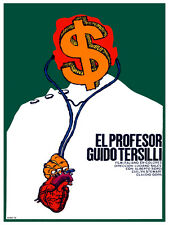 El Profesor Guido Tersilli Vintage movie POSTER.Graphic Design.Art Decor.3384
