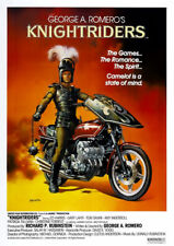 Knightriders Adventure Movie Poster Reproduction Art Print Canvas A4 A3 A2 A1