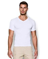 Under Armour Men's Tactical  HeatGear Compression V-Neck T-Shirt