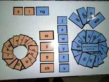Reception Class. EYFS / Phonics, letters and sounds cards. For Phases 2 - 3 NEW!