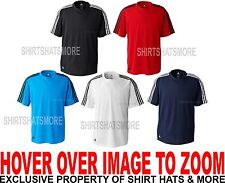 Adidas MENS Climalite Athletic T-Shirt Moisture Wicking Soccer Exercise S-3XL