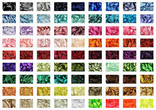Berisfords Satin Ribbon 3mm X 100 Metre Reel 30 Colours to choose from 3501