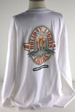 Tommy Bahama White Holiday Ligths Tee Shirt Men-3452