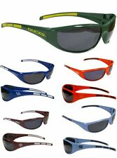 NCAA College 3 Dot Sports Wrap Sunglasses - Team Logo - Pick your team!