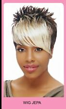 JEPA BY VANESSA FIFTH AVENUE COLLECTION SYNTHETIC WIG SHORT WAVY STYLE