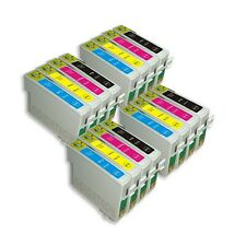 16 Compatible Ink Cartridges for Stylus D/DX Printers - Full Set (Non-Original)