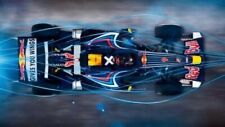 Red Bull RB4 Formula 1 Car CARS5190 Art Print Poster A4 A3 A2 A1