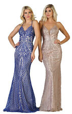 SALE !! 1 SHOULDER EVENING FORMAL GOWN PROM BRIDESMAID DRESS CRUISE PAGEANT LONG