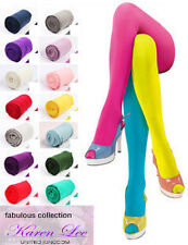 Ladies Opaque  Thick Tights/Pantyhose - Mediem size, 14 colors
