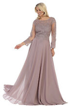 MOTHER of the GROOM BRIDE DRESS SPECIAL OCCASION FORMAL EVENING PROM & PLUS SIZE