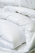 Hotel Quality Pure White Microfibre Duvet Feels Like Down All Sizes 13.5TOG
