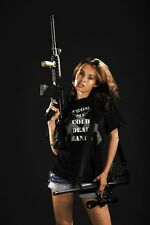 From My Cold Dead Hands Black T Shirt  - All Sizes Small - 4X - AR 15 Pro Gun
