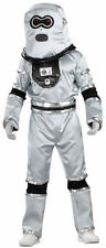 Robot Astronaut Spaceman Child Halloween Costume Space Man Suit 63587