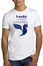 IRAN AIR Iranian Airline T Shirt *ALL SIZES & NEW*