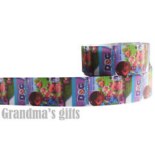 "1""25mm Doc Mcstuffins Printed grosgrain ribbon 5/50/100 yards hairbow Wholesale"