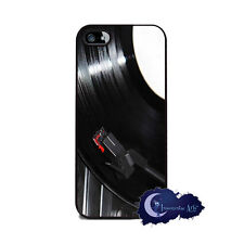 VInyl Record and Turntable - Art iPhone 5 Slim Case, Cell Cover - Music, Player