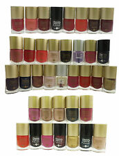 L'oreal Resist And Shine Titanium Nail Polish - (Various Shades)