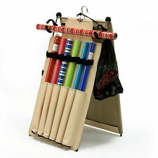 Gift Wrap Organizer Caddy - Great way to organize all your gift wrap supplies