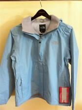 NORTH FACE WOMEN'S RESOLVE JACKET LIGHT BLUE